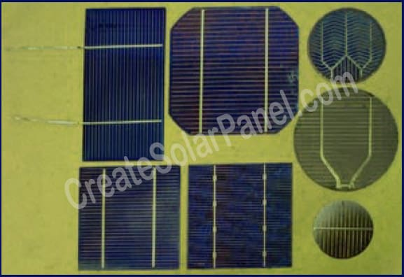Monocrystalline and Polycrystalline Cells